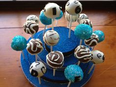 Last Fall I discovered my love of baking cakepops. For Halloween the kids helped me with the sprinkles and decorating.  Then for T's Breaking Dawn party I baked red velvet with cream cheese icing cakepops for our candy bar, which turned out delicious.  The kids enjoy helping me with the baking, although I know they …