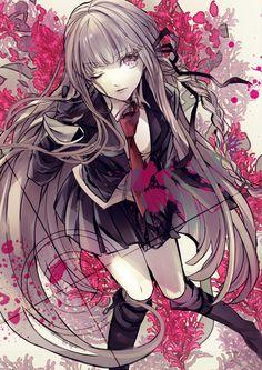 Resultado de imagen para kirigiri kyouko