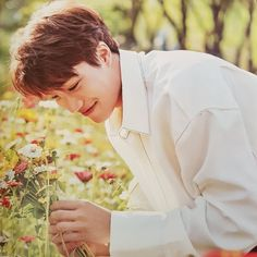 Kai - 180109 Nature Republic #2 Catalog Credit: R_Moonwalk. #Exo