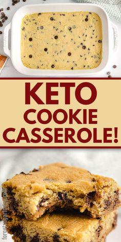 Desserts Keto, Keto Dessert Easy, Sugar Free Desserts, Keto Snacks, Snack Recipes, Dessert Recipes, Dinner Recipes, Keto Sweet Snacks, Keto Friendly Desserts