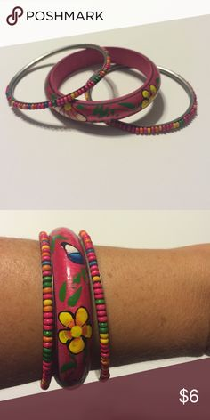 ❤️SALE Bracelets Vibrant colored bracelets. Jewelry Bracelets