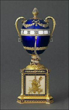 Faberge Russian Cloisonne Faberge Art /Russian Art : More At FOSTERGINGER @ Pinterest