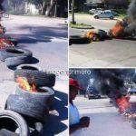 Más de 10 horas sin luz en Corrientes: Vecinos cortaron calles reclamando energía a la DPEC #ArribaLosCortes