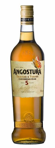This is the best everyday mixing rum, hands down.  Tastes great with ginger ale.      Get it at the LCBO:    ANGOSTURA ANEJO 5 YEAR OLD RUM   LCBO 273540   750 mL bottle