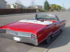1965 Buick Wildcat Convertible | Flickr - Photo Sharing!