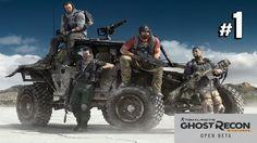 톰 클랜시의 고스트 리콘 와일드랜드 오픈베타 체험  Tom Clancy's Ghost Recon Wild land PS4 Pro ...