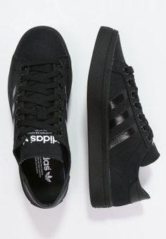 detailed look 289df bded0 adidas Originals COURTVANTAGE - Sneakers - core black white - Zalando.se Adidas  Originals