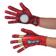 Men's Iron Man Gloves