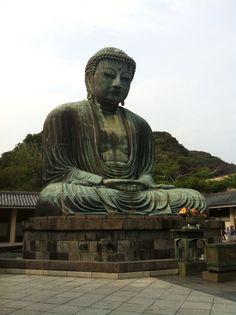 Daibutsu de Kamakura.