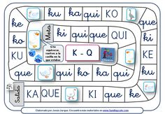 Board for Juego de la oca - Easy game with boards for letters, syllables, and full words Dual Language Classroom, Bilingual Classroom, Bilingual Education, Kids Education, Spanish Activities, Preschool Spanish, Teaching Spanish, Reading Activities, Articulation Activities