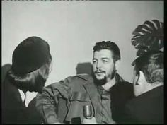 Che Guevara interview  Ireland  1964 ~ Did you know Che had Irish roots?