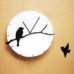 Duvar Saatleri Modelleri