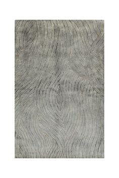 Maria Hand Tufted Wool Blend Rug - Light Blue by Bashian on @HauteLook