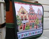 Messenger bag, Dutch houses