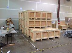 Matching crates