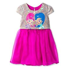 afc4575f6 DREAMY Toddler Girls' Occupational Tutu Tulle Dress - Ripe Red Tulle Dress,  Pink Dress