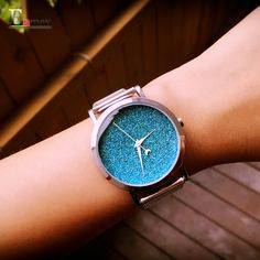 Perfect #mensgifts Wooden Design #Watches Big Sale http://timecreatives.com/enmex-new-style-womens-fashion-watch-creative-design-starlight-in-the-night-sky/ Trendy Fashion Design Watches - TimeCreatives    #woodenwatch #fashion
