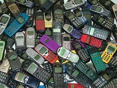 Los móviles generan toneladas de residuos... ¿Cómo solucionarlo? #moviles #residuos #medioambiente