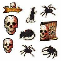 Cutout Creepy Carnival Value Pkt12 $5.95 A190190