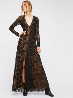 FP Limited Edition Black Keenan's Limited Edition Holiday Dress at Free People Clothing Boutique