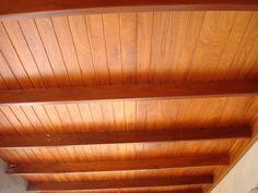 Resultado de imagen para machimbre techo