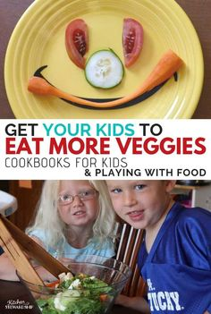 Inspire kids to learn how to cook with cookbooks just for them. Plus a delicious kid-friendly salad recipe. Kitchen Recipes, Paleo Recipes, Real Food Recipes, Cooking Recipes, Cooking Pasta, Cooking Rice, Meatless Recipes, Budget Recipes, Family Recipes