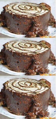 """Como fazer um bolo """"Trompete"""" receita passo a passo salve em sua pasta clique e veja>>"""