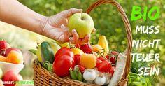 """""""Bio? Das kann sich doch keiner leisten!"""" - Stimmt nicht, denn bei genauem Hinsehen ist eine gesunde Bio-Ernährung gar nicht unbedingt teurer."""