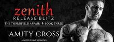 Wonderful World of Books: Release Blitz - Zenith by Amity Cross!