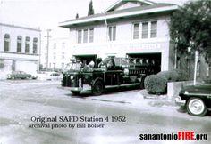 Old San Antonio Fire Stations