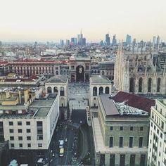 Milan, Italy / photo by Giorgia Polo