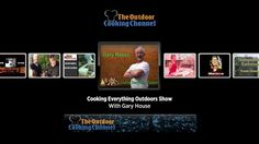 Top screen highlighting Cooking Everything Outdoors Show