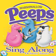 The Marshmallow Peeps album was released in the fall of 2001.