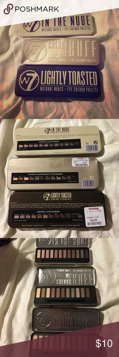 Selling this Eye shadow pallet on Poshmark! My username is: aluminum_sirens. #shopmycloset #poshmark #fashion #shopping #style #forsale #warpaint cosmetics #Other