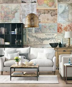 living grey dinding interior ruang tamu wallpapers rooms walls walpaper furniture wohnzimmer ideen motif tapeten drawing map decoration office walldesign