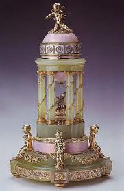 Faberge Imperial Egg-Colonnade-1910