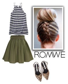 """Romwe contest"" by irma-06 ❤ liked on Polyvore featuring Aéropostale and ZolÃ"