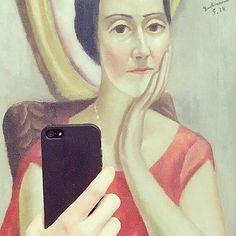 Selfie en los museos