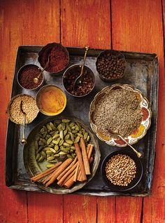 Recette de Ricardo de épices tandoori