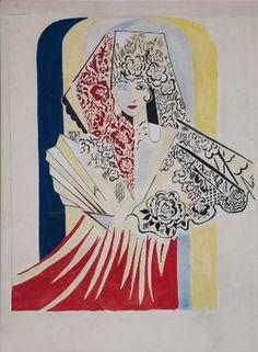 Natalia Goncharova and Rayonism