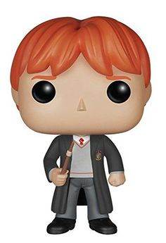 Funko POP Movies Harry Potter Ron Weasley Action Figure *** More info could be found at the image url.