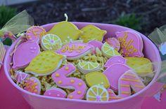 "Photo 31 of 34: Pink Lemonade / Birthday ""Addie turns 5 Pink Lemonade ""   Catch My Party"