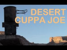 Ultralight Backpacking Trangia Alcohol Stove Firebox G2 Nano, Desert Morning Cup Of Joe Most of the gear used in this video is available at our webstore: htt...