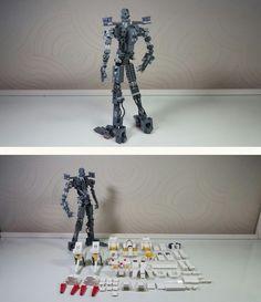 GUNDAM GUY: Gundam x LEGO: Gundam Barbatos with Inner Frame!