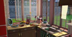 ✿Roli Cannoli CC Findz Corner✿ — sims-kkb: [KKB]Café Window&Door Set ... Cafe Window, Sims Building, Door Sets, Windows And Doors, Cannoli, Sims 4, Corner, Furniture, Home Decor