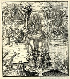 Artist: Beck, Leonhard, TItle: A sea battle, Date: ca. 1514-1516