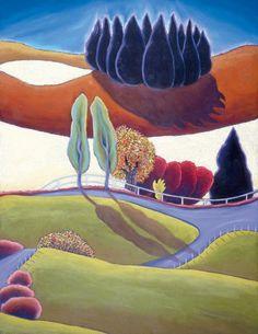 Limited Edition Reproductions: Jane Aukshunas Paintings | Jane Aukshunas