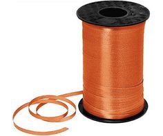 Orange Curling Ribbon is ideal for coordinating balloon strings as well as tying up gifts, holiday packages and birthday presents. Contains 350 yards of Orange Curling Ribbon. Nerf Party Supplies, Online Party Supplies, Balloon Palm Tree, Palm Trees, Rainbow Candy Buffet, Nerf Birthday Party, 5th Birthday, Birthday Ideas, Surprise Birthday