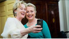 Hillary Clinton (•◡•) Tante altre idee cool per le mamme sul sito ❤ mammabanana.com ❤