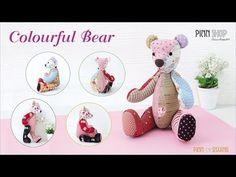 Colorful Bear_PINN SHOP - YouTube